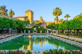 Alcázar de los Reyes Cristianos y Baños del Alcázar Califal de Córdoba